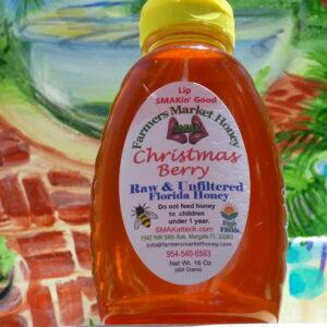 Christmas Berry Honey