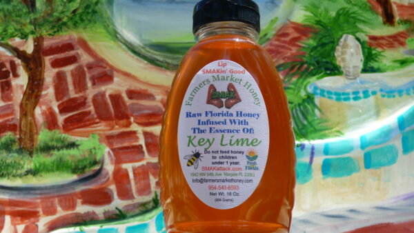 Lip SMAKin' Good Key Lime Honey