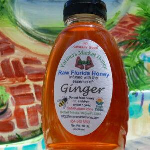 Lip SMAKin' Good Ginger Honey