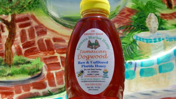 Lip SMAKin Good Jamaican Dogwood Honey