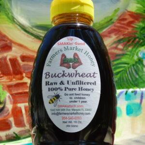 Lip SMAKin' Good Buckwheat Honey