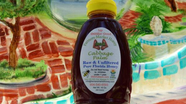 Lip SMAKin' Good Cabbage Palm Tree Honey