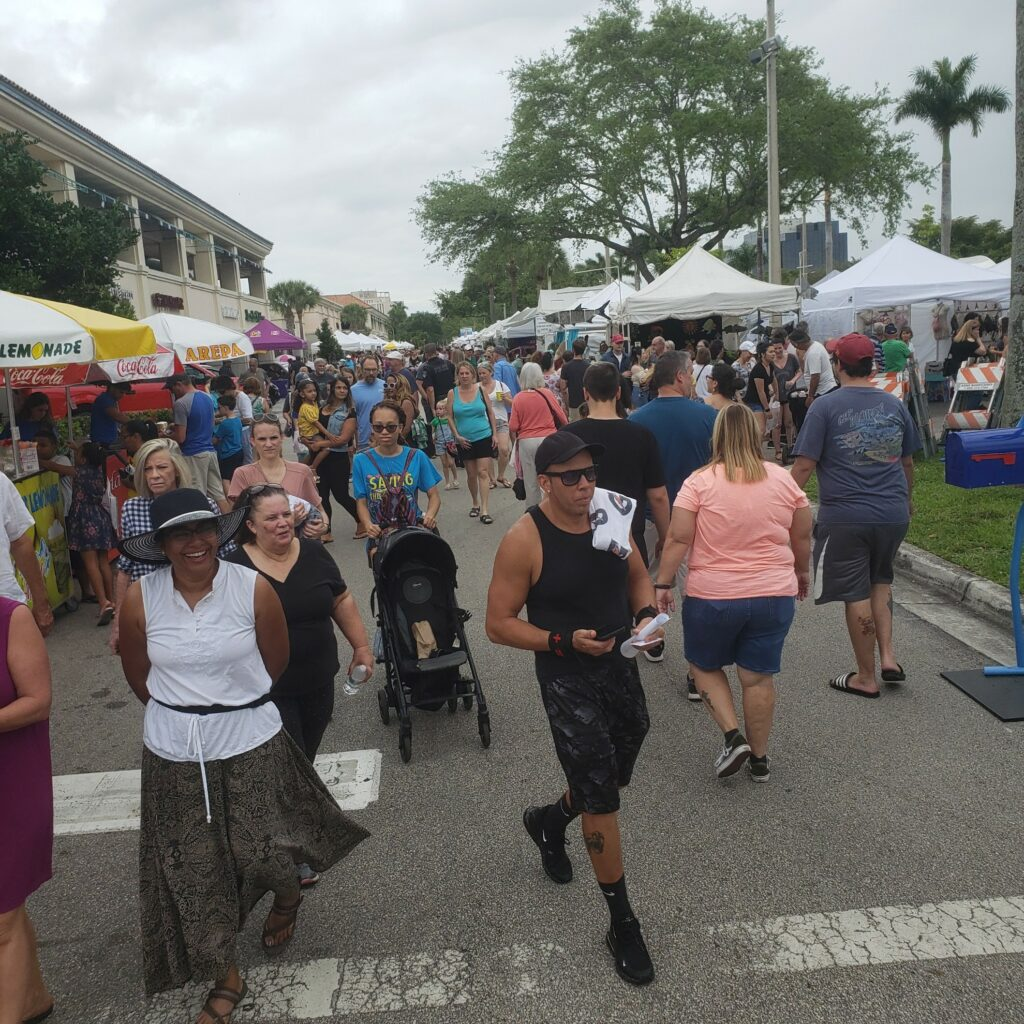 Coral Springs Arts and Craft Festival