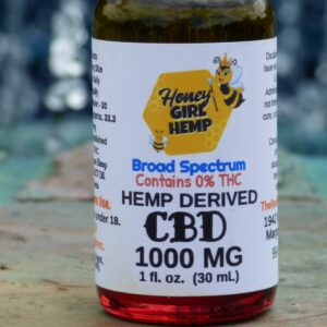 vHemp Derived Oil 1000 mg