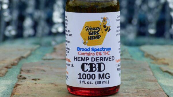 vHemp Derived Oil 1000 mg