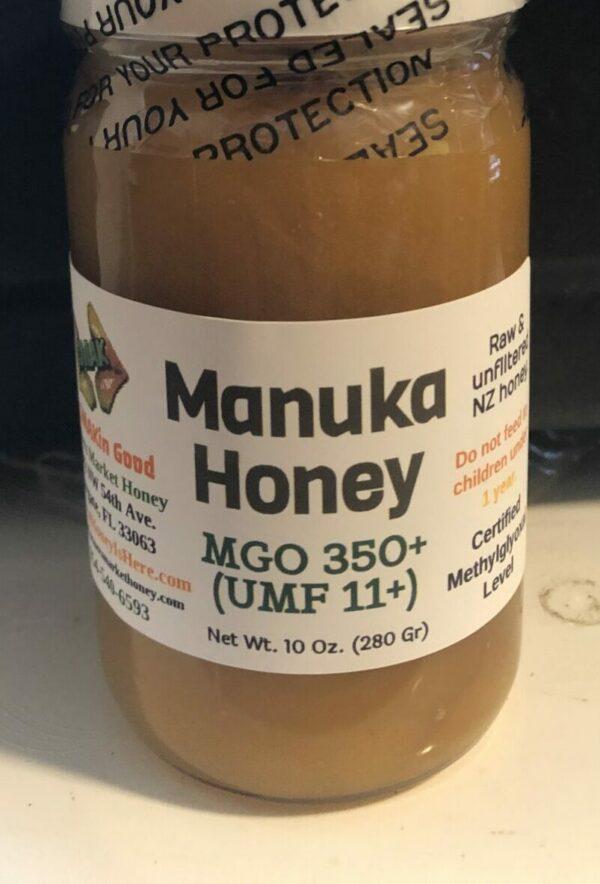 Manuka Honey MGO 350